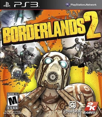 Borderlands 2 Release Date - PS3