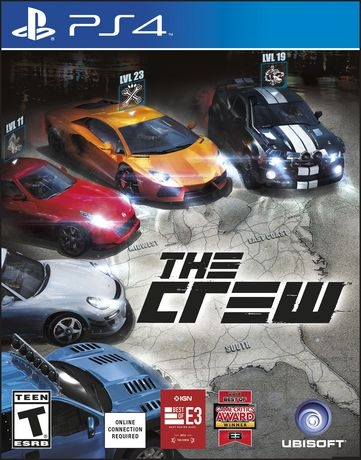 The Crew on PS4 - Gamewise