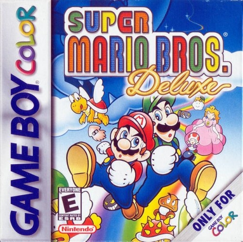 Super Mario Bros. Deluxe Wiki on Gamewise.co