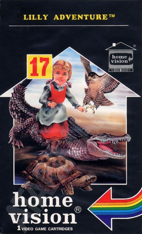 Lilly Adventure (Atari 2600) - Sales, Wiki, Cheats