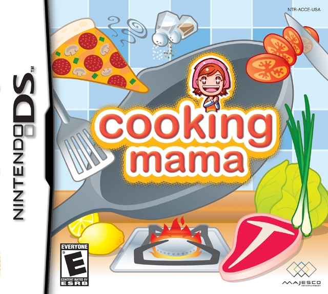 Cooking Mama for DS Walkthrough, FAQs and Guide on Gamewise.co