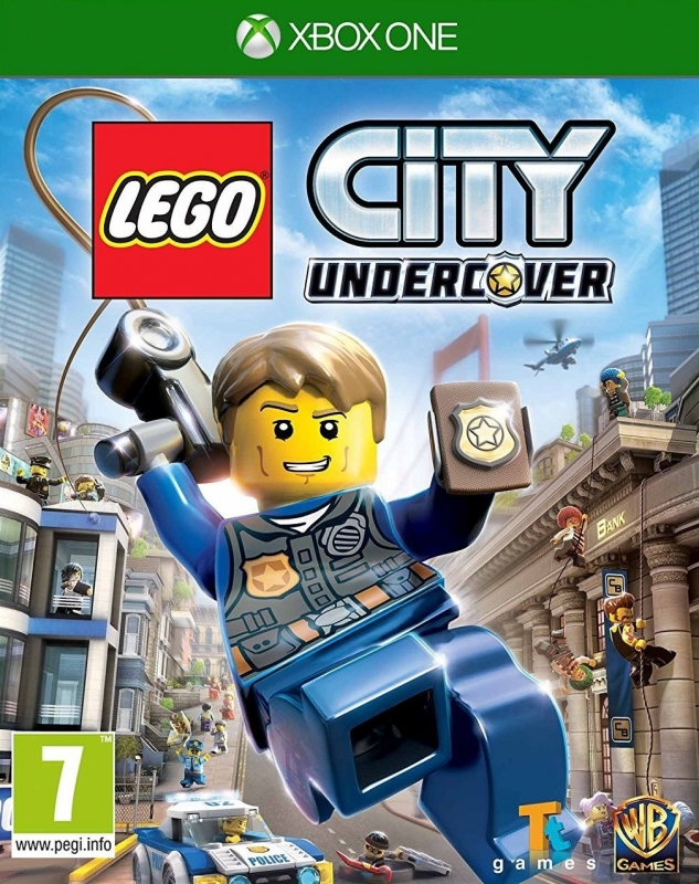 LEGO City Undercover for XOne Walkthrough, FAQs and Guide on Gamewise.co