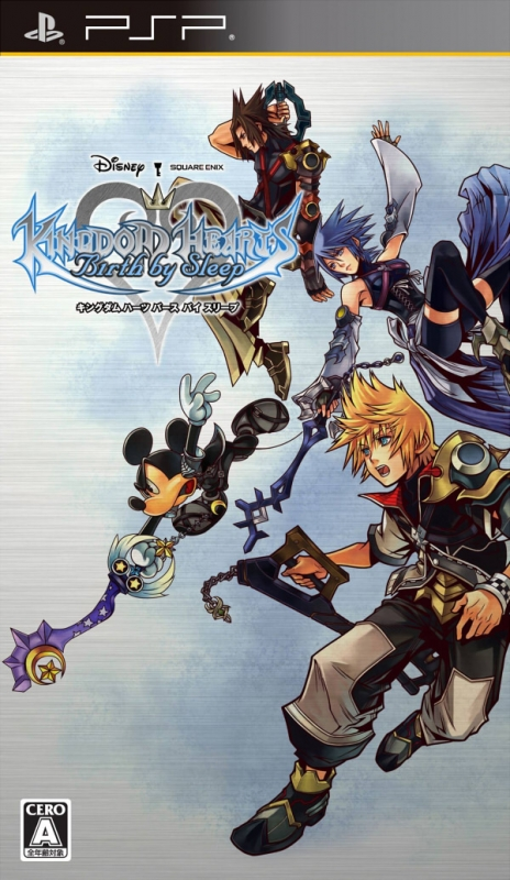 Kingdom Hearts: Birth by Sleep for PSP Walkthrough, FAQs and Guide on Gamewise.co