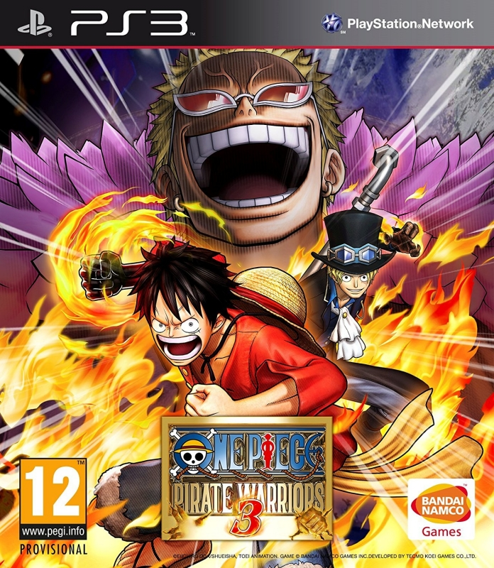 One Piece: Pirate Warriors 3 on PS3 - Gamewise