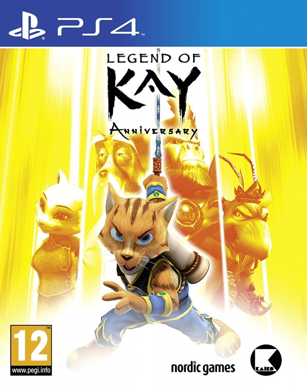Legend of Kay Wiki - Gamewise