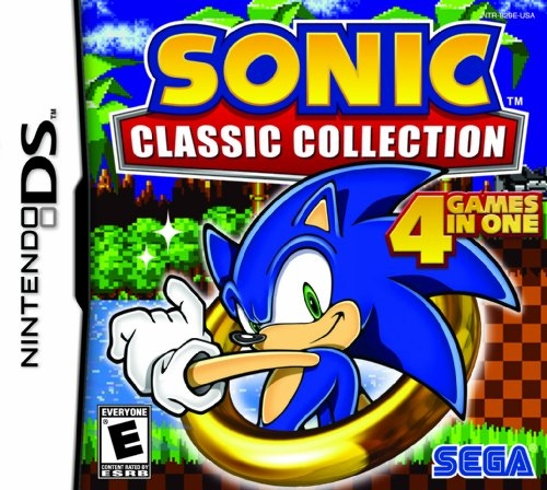 Sonic Classic Collection for DS Walkthrough, FAQs and Guide on Gamewise.co