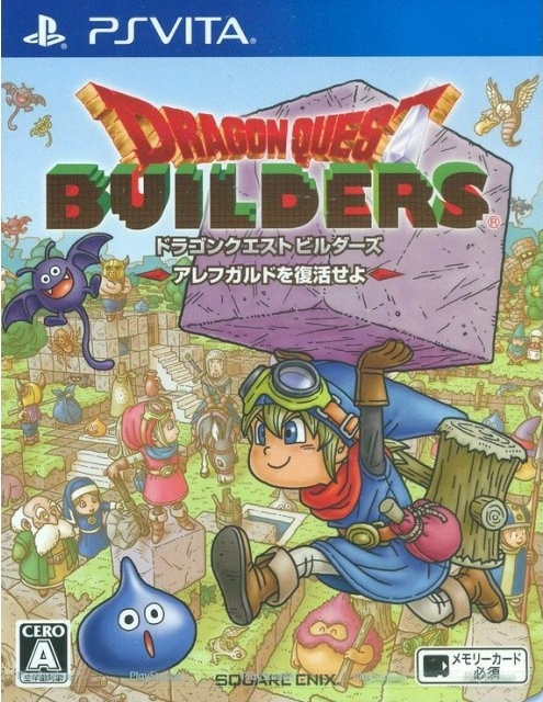 Dragon Quest Builders: Revive Alefgard on PSV - Gamewise