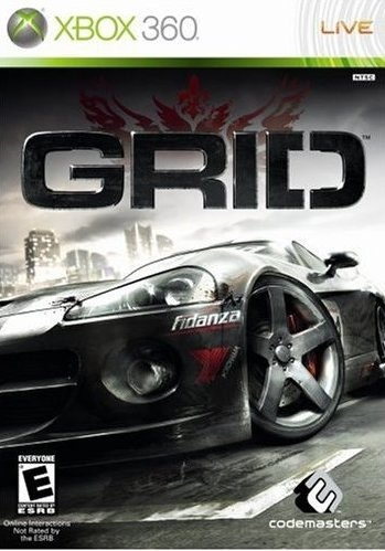 GRID on X360 - Gamewise