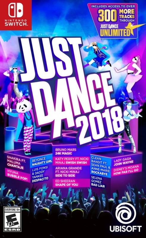 Just Dance 2018 Wiki on Gamewise.co