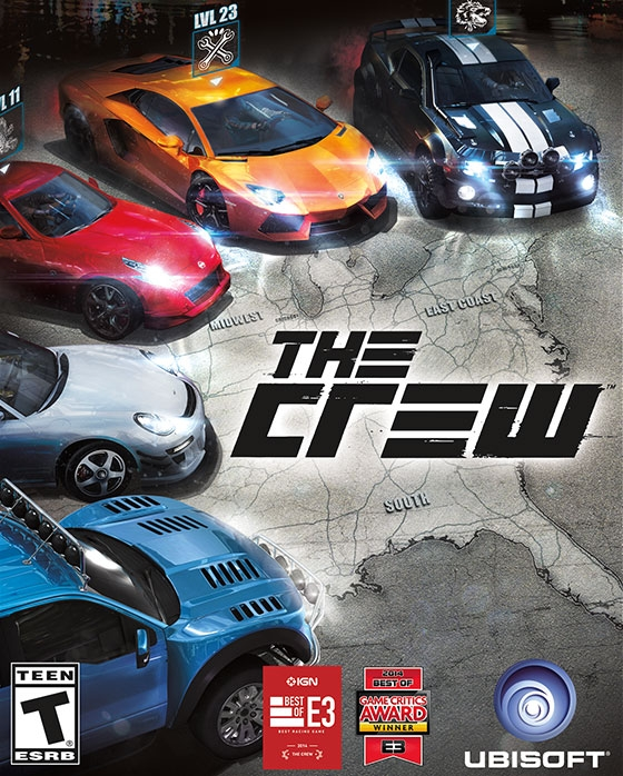 The Crew for PC Walkthrough, FAQs and Guide on Gamewise.co