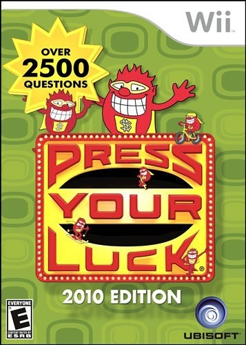Press Your Luck 2010 Edition Wiki - Gamewise