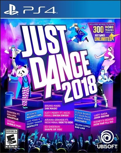 Just Dance 2018 for PS4 Walkthrough, FAQs and Guide on Gamewise.co