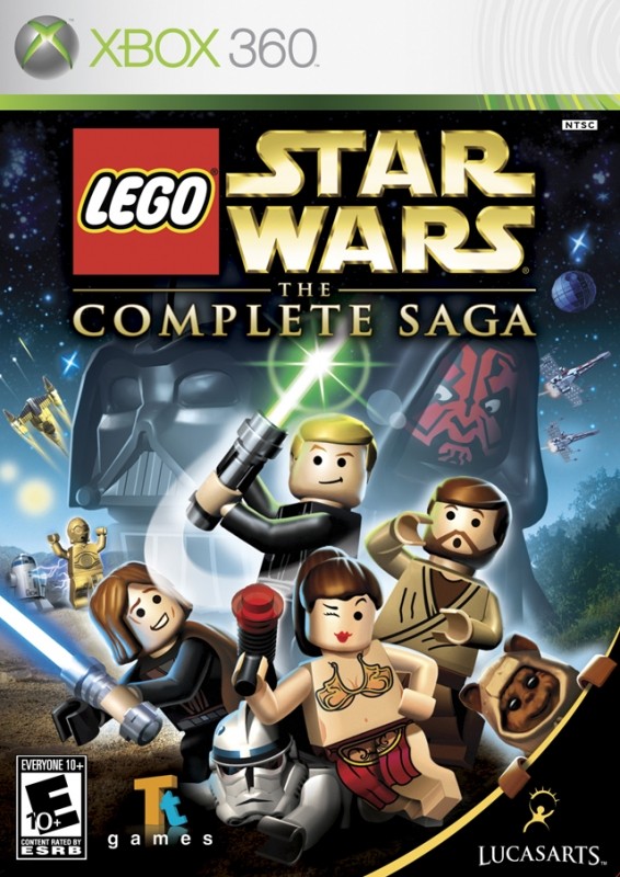 LEGO Star Wars: The Complete Saga | Gamewise