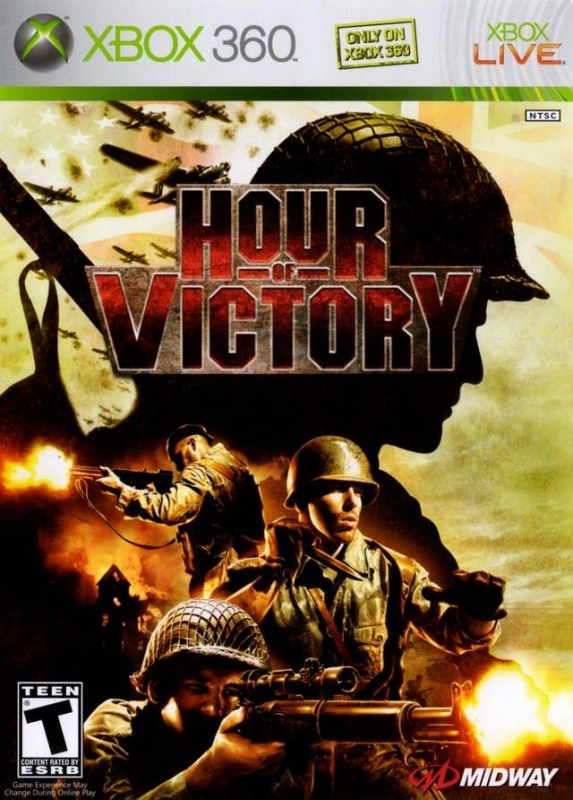 Hour of Victory on X360 - Gamewise