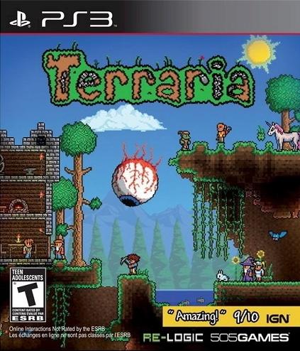 Terraria [Gamewise]