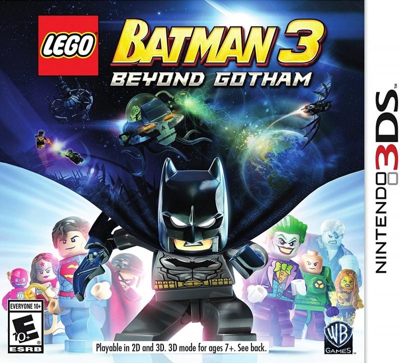 Lego Batman 3: Beyond Gotham on 3DS - Gamewise