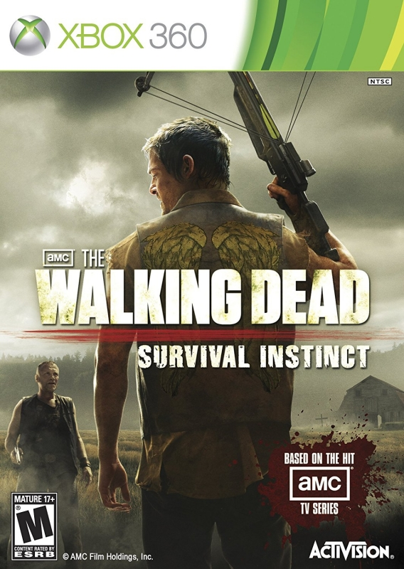 The Walking Dead: Survival Instinct on X360 - Gamewise
