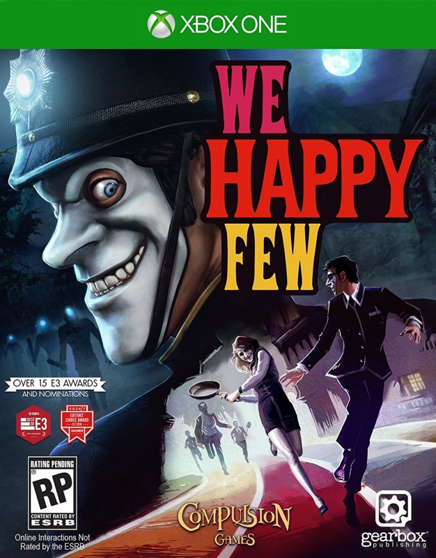Gamewise Wiki for We Happy Few (XOne)