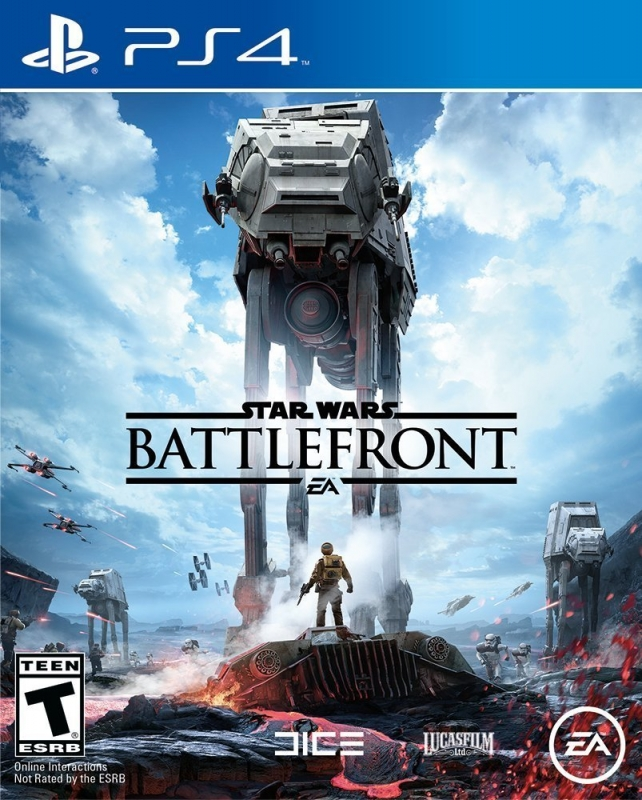 Star Wars: Battlefront (2015) for PS4 Walkthrough, FAQs and Guide on Gamewise.co