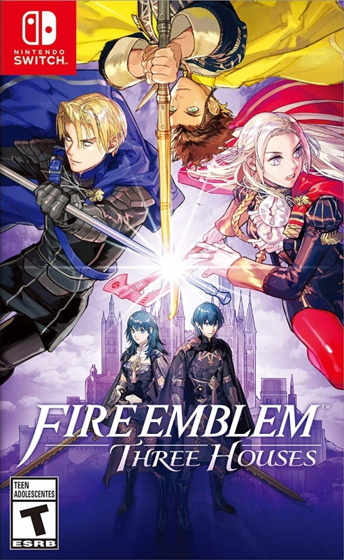 Fire Emblem Three Houses for Nintendo Switch - Cheats, Codes