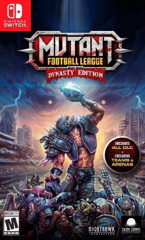 Gamewise Mutant Football League Wiki Guide, Walkthrough and Cheats