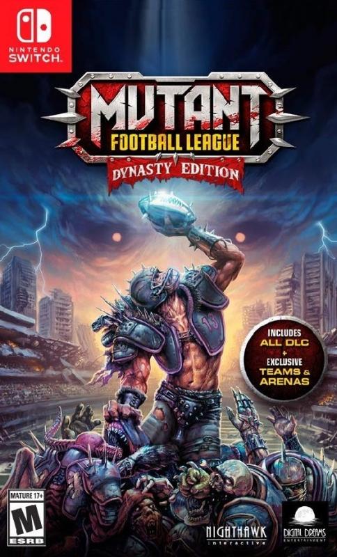 Gamewise Mutant Football League Wiki Guide, Walkthrough and Cheats