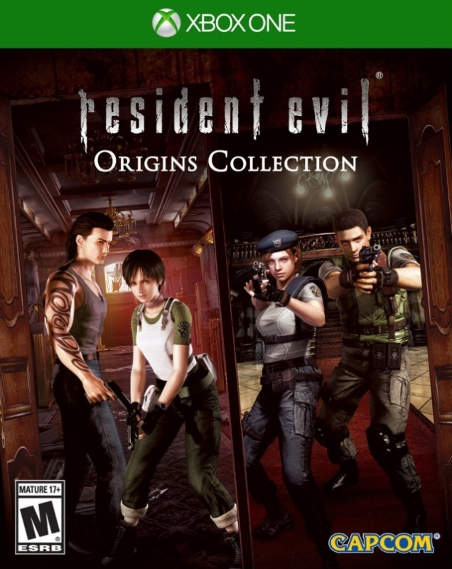 Resident Evil Origins Collection on XOne - Gamewise
