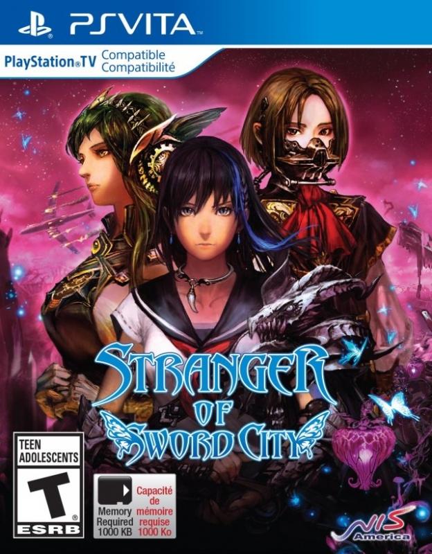 Stranger of Sword City: Black Palace Wiki on Gamewise.co