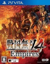 Samurai Warriors 4: Empires on PSV - Gamewise
