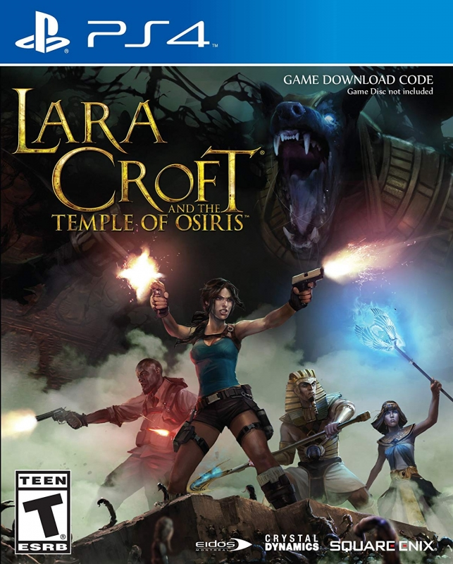 Lara Croft and the Temple of Osiris [Gamewise]