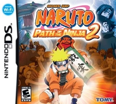 Naruto: Path of the Ninja 2 for DS Walkthrough, FAQs and Guide on Gamewise.co