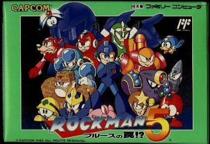 Mega Man 5 Wiki on Gamewise.co