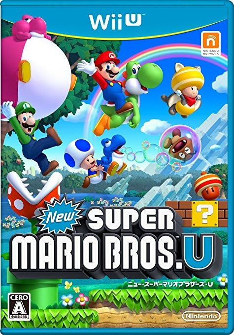 New Super Mario Bros. U on WiiU - Gamewise