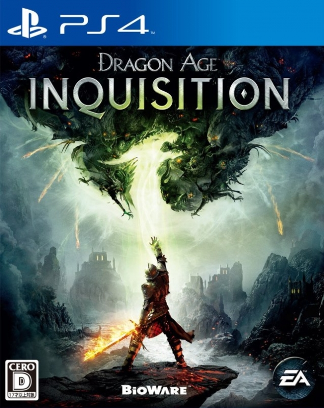 Dragon Age: Inquisition on PS4 - Gamewise