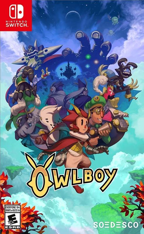 Owlboy | Gamewise