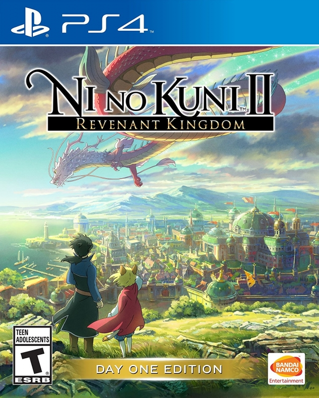 Ni no Kuni II: Revenant Kingdom on PS4 - Gamewise