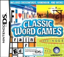 Classic Word Games for DS Walkthrough, FAQs and Guide on Gamewise.co