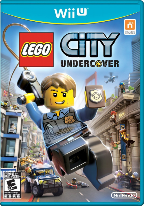 LEGO City Undercover on WiiU - Gamewise