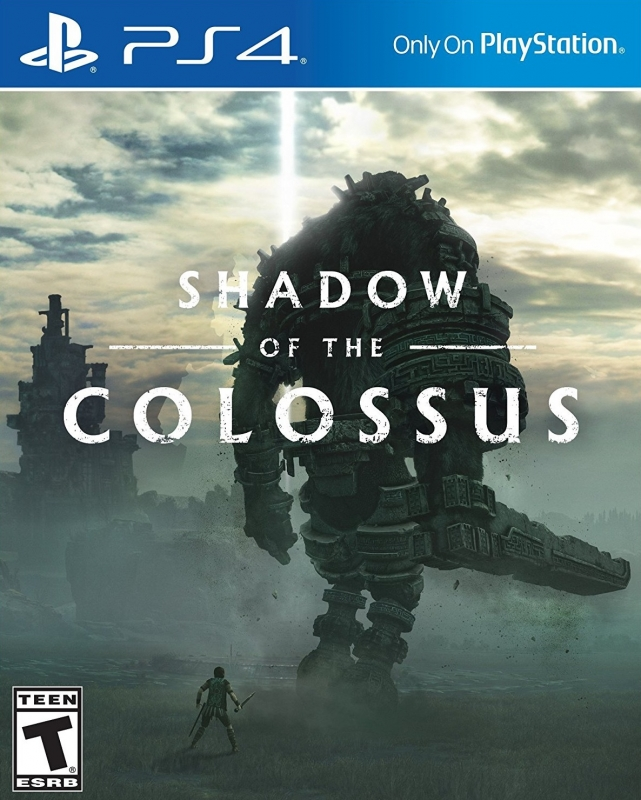 Shadow of the Colossus on PS4 - Gamewise