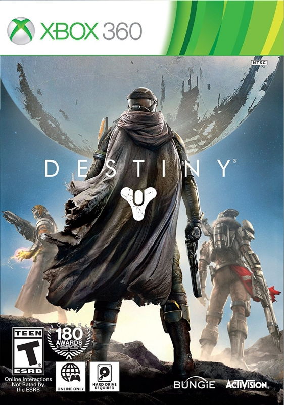 Destiny on X360 - Gamewise
