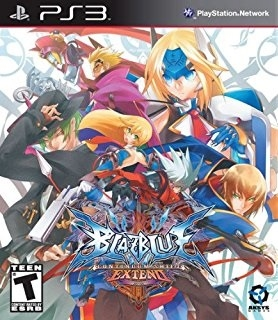 BlazBlue Central Fiction [Gamewise]