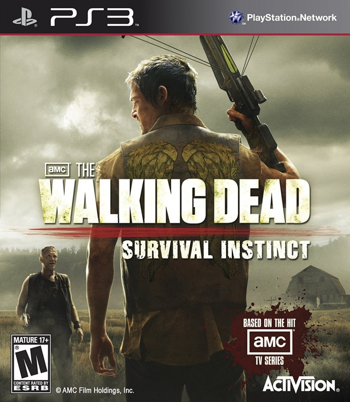 The Walking Dead: Survival Instinct for PS3 Walkthrough, FAQs and Guide on Gamewise.co