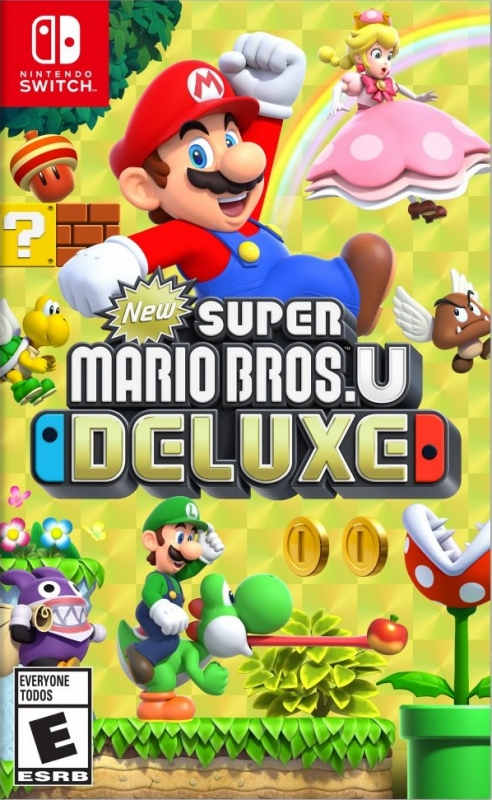 New Super Mario Bros. U Deluxe Walkthrough Guide - NS
