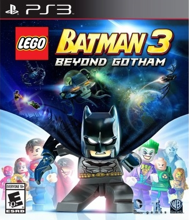 Lego Batman 3: Beyond Gotham for PS3 Walkthrough, FAQs and Guide on Gamewise.co