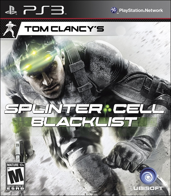 Tom Clancy's Splinter Cell: Blacklist for PS3 Walkthrough, FAQs and Guide on Gamewise.co