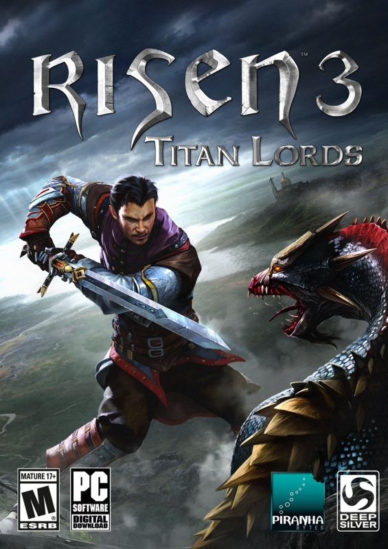 Risen 3: Titan Lords [Gamewise]