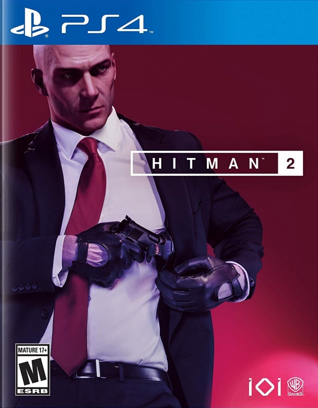 Gamewise Wiki for Hitman 2 (PS4)