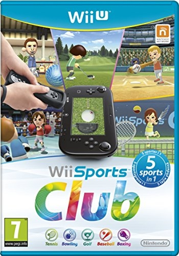 Wii Sports Club for WiiU Walkthrough, FAQs and Guide on Gamewise.co