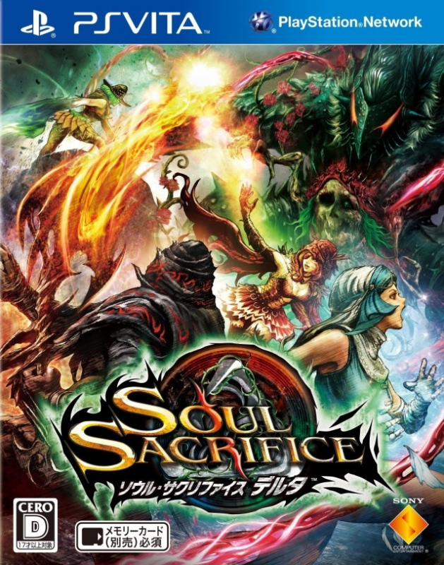 Soul Sacrifice Delta | Gamewise