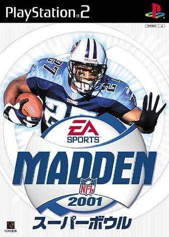Madden NFL 2001 for PS2 Walkthrough, FAQs and Guide on Gamewise.co